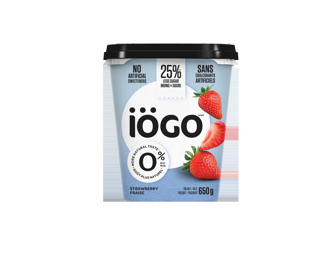 iögo yogourt 0%