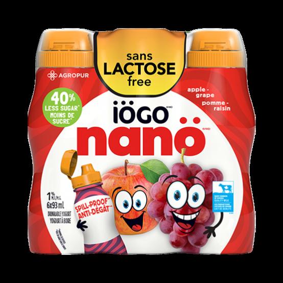 Nano-Apple-Grape-lactose-free-yogourt-6x93mL