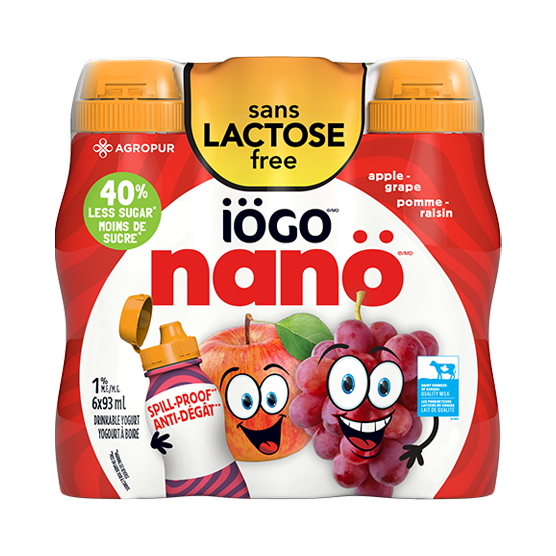 Nano-Apple-Grape-lactose-free-yogourt-6x93mL